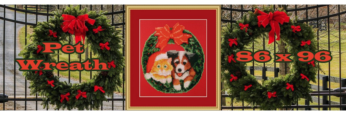 Pet Wreath